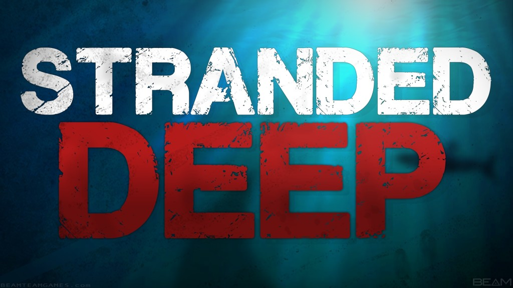 stranded deep - Logo 1