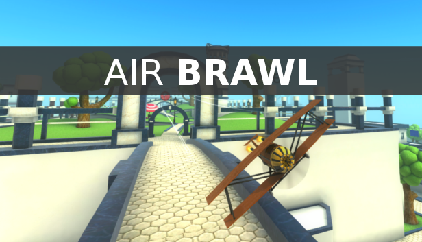 Air Brawl - Logo 2
