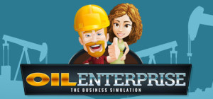 Oil Enterprise Logo