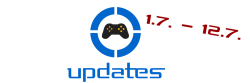 Updates 1-7 bis 12-7